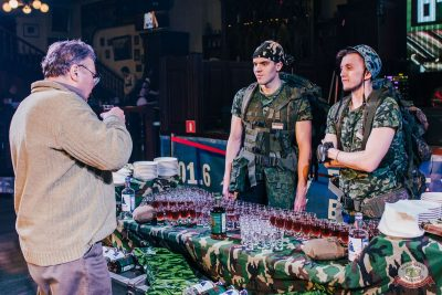 День защитника Отечества, 22 февраля 2020 - Ресторан «Максимилианс» Челябинск - 2