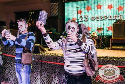 День защитника Отечества, 23 февраля 2018 - Ресторан «Максимилианс» Челябинск - 00049