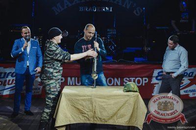 Репетиция Дня Защитника Отечества, 21 февраля 2014 - Ресторан «Максимилианс» Челябинск - 14