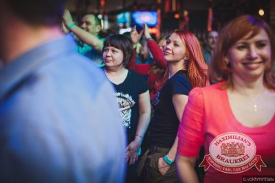 «Дыхание ночи»: DJ Алексей Мануйлов (Самара), 12 апреля 2014 - Ресторан «Максимилианс» Челябинск - 21