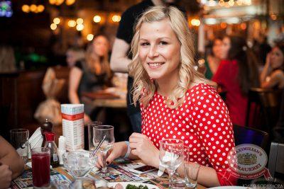 «Дыхание ночи» DJ Alina Jameson на Дне Защитника Отечества, 22 февраля 2014 - Ресторан «Максимилианс» Челябинск - 06