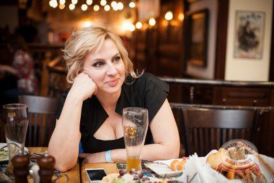 «Дыхание ночи» DJ Alina Jameson на Дне Защитника Отечества, 22 февраля 2014 - Ресторан «Максимилианс» Челябинск - 13
