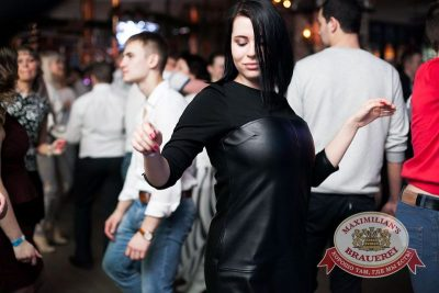 «Дыхание ночи»: Dj Anton Almazov (Москва), 28 февраля 2015 - Ресторан «Максимилианс» Челябинск - 12