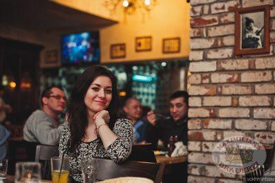 «Дыхание ночи»: Ladies Time. DJ Diana Melison (Санкт-Петербург), 7 февраля 2014 - Ресторан «Максимилианс» Челябинск - 05