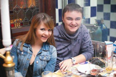 «Dыхание ночи»: DJ Игорь Кокс, 22 ноября 2013 - Ресторан «Максимилианс» Челябинск - 08