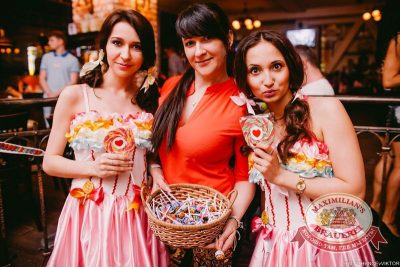 «Дыхание ночи»: Candy show и Dj Koshka, 29 мая 2015 - Ресторан «Максимилианс» Челябинск - 01