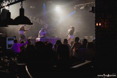 «Дыхание ночи»: Dj Lil'M (Москва), 13 сентября 2014 - Ресторан «Максимилианс» Челябинск - 03