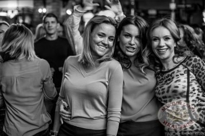 «Дыхание ночи»: Ladies Time. DJ Memfisa, 24 января 2014 - Ресторан «Максимилианс» Челябинск - 20