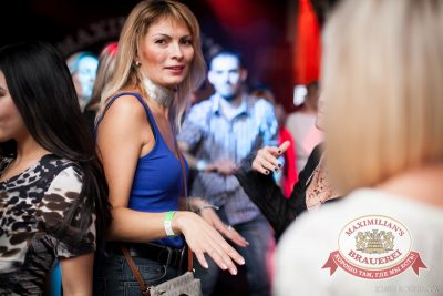 «Дыхание ночи»: Dj NiL (Москва) & Anthony EL Mejor (Санкт-Петербург), 25 октября 2014 - Ресторан «Максимилианс» Челябинск - 23