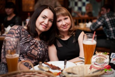 «Дыхание ночи»: DJ Nil & Mischa на Международном Женском дне, 8 марта 2014 - Ресторан «Максимилианс» Челябинск - 04