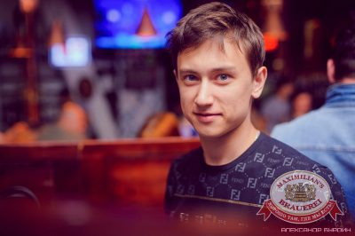 «Дыхание ночи»: Dj Phil & MC Jamay (Москва), 7 июня 2014 - Ресторан «Максимилианс» Челябинск - 07