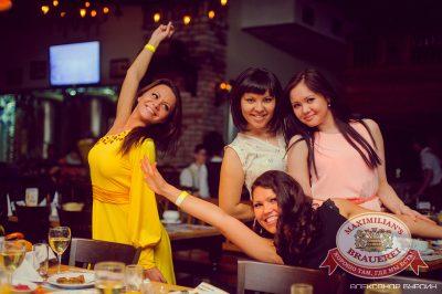«Дыхание ночи»: Dj Phil & MC Jamay (Москва), 7 июня 2014 - Ресторан «Максимилианс» Челябинск - 13