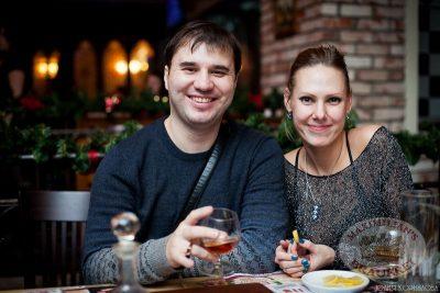 «Дыхание ночи»: DJ Сергей Фисун, 6 декабря 2013 - Ресторан «Максимилианс» Челябинск - 18