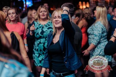 «Дыхание ночи»: Dj Shirshnev (Москва), 12 сентября 2015 - Ресторан «Максимилианс» Челябинск - 27