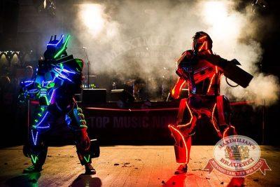 «Дыхание ночи»: Dj Vadim Adamov (Москва) на Дне космонавтики, 11 апреля 2015 - Ресторан «Максимилианс» Челябинск - 03