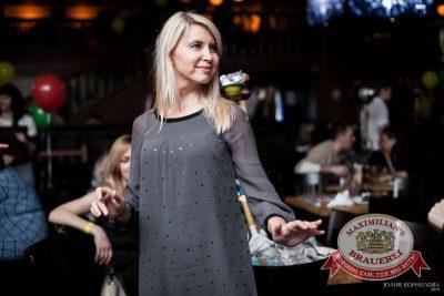 «Дыхание ночи»: Dj Wander-Mod на Международном женском дне, 7 марта 2014 - Ресторан «Максимилианс» Челябинск - 09