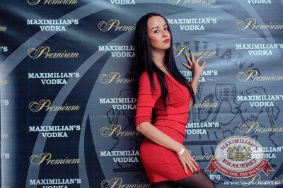 «Дыхание ночи» на презентации Premium Maximilian's Vodka, 20 февраля 2015 - Ресторан «Максимилианс» Челябинск - 03