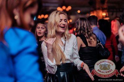 «Дыхание ночи» на презентации Premium Maximilian's Vodka, 20 февраля 2015 - Ресторан «Максимилианс» Челябинск - 16