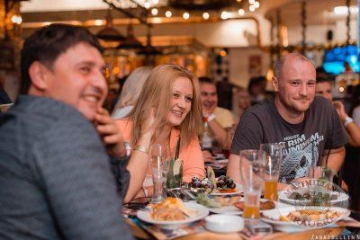 Дуэт «Сёстры Зайцевы», 2 августа 2013 - Ресторан «Максимилианс» Челябинск - 09