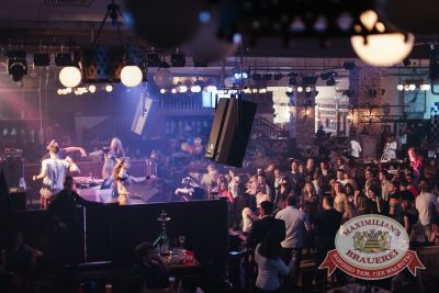 «Дыхание ночи»: DJ DaVlad (Москва), 23 апреля 2016 - Ресторан «Максимилианс» Челябинск - 10