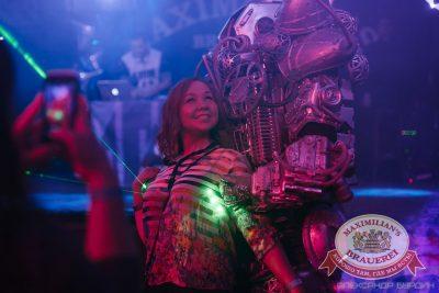 «Дыхание ночи» на Дне космонавтики. Специальный гость: Atom Mix, 15 апреля 2016 - Ресторан «Максимилианс» Челябинск - 07