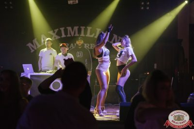 «Дыхание ночи»: С днем рождения, Big Boss! 19 августа 2017 - Ресторан «Максимилианс» Челябинск - 00011