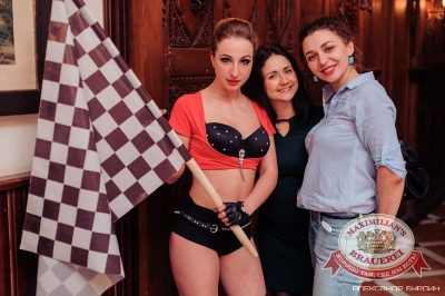«Дыхание ночи»: вечеринка «Форсаж», 8 мая 2015 - Ресторан «Максимилианс» Челябинск - 06