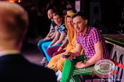 Группа «Кафе Улыбка»: презентация новой программы, 11 июня 2015 - Ресторан «Максимилианс» Челябинск - 05