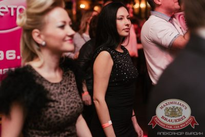 Вечеринка Ретро FM. Специальный гость: Маргарита Суханкина, 3 февраля 2016 - Ресторан «Максимилианс» Челябинск - 16