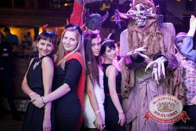 Halloween: второй день шабаша. Акт первый, 1 ноября 2014 - Ресторан «Максимилианс» Челябинск - 06