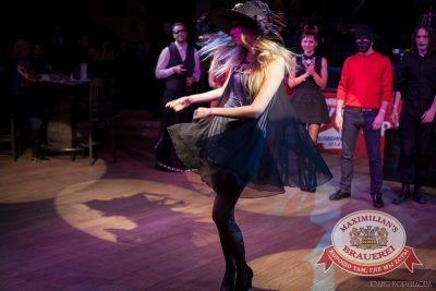 Halloween: второй день шабаша. Акт первый, 1 ноября 2014 - Ресторан «Максимилианс» Челябинск - 18