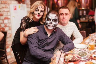 Halloween: первый день шабаша. Вечеринка по мотивам фильма «Гоголь», 27 октября 2017 - Ресторан «Максимилианс» Челябинск - 54