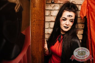 Halloween: второй день шабаша. Вечеринка по мотивам фильма «Оно», 28 октября 2017 - Ресторан «Максимилианс» Челябинск - 7