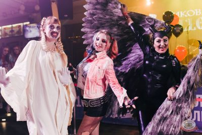 «Хэллоуин»: «Пиковая дама», 1 ноября 2019 - Ресторан «Максимилианс» Челябинск - 14