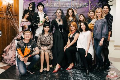 «Хэллоуин»: «Пиковая дама», 1 ноября 2019 - Ресторан «Максимилианс» Челябинск - 2