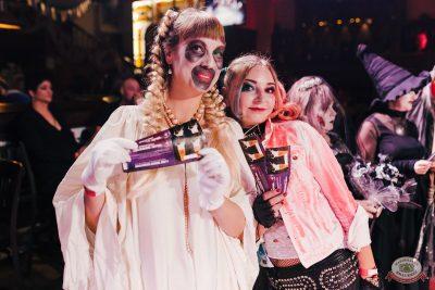 «Хэллоуин»: «Пиковая дама», 1 ноября 2019 - Ресторан «Максимилианс» Челябинск - 25