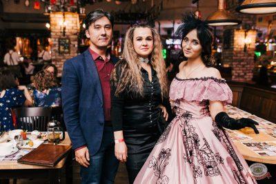 «Хэллоуин»: «Пиковая дама», 1 ноября 2019 - Ресторан «Максимилианс» Челябинск - 43