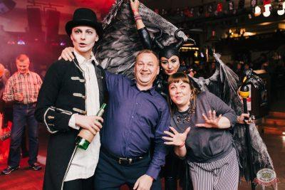 «Хэллоуин»: «Пиковая дама», 1 ноября 2019 - Ресторан «Максимилианс» Челябинск - 45