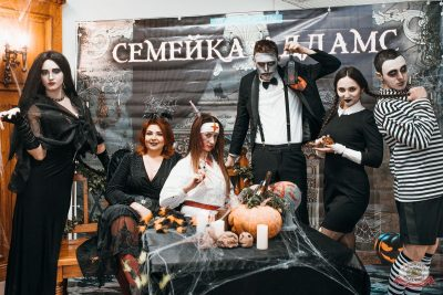 «Хэллоуин»: «Семейка Аддамс», 2 ноября 2019 - Ресторан «Максимилианс» Челябинск - 3