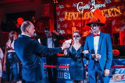 «Хэллоуин»: «Семейка Аддамс», 2 ноября 2019 - Ресторан «Максимилианс» Челябинск - 33