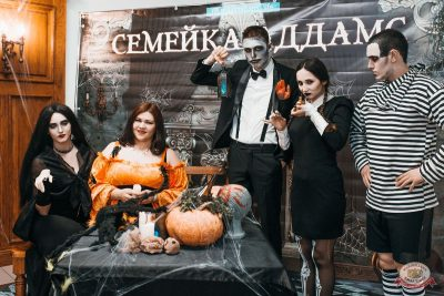 «Хэллоуин»: «Семейка Аддамс», 2 ноября 2019 - Ресторан «Максимилианс» Челябинск - 7