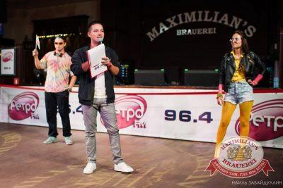 Вечеринка «Ретро FM». Специальный гость: Кар-Мэн, 13 августа 2015 - Ресторан «Максимилианс» Челябинск - 07