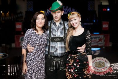 Октоберфест: Выбираем пивного Короля и Королеву, 26 сентября 2015 - Ресторан «Максимилианс» Челябинск - 04