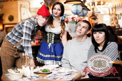 Октоберфест: Выбираем пивного Короля и Королеву, 19 сентября 2015 - Ресторан «Максимилианс» Челябинск - 04