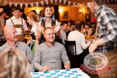 Октоберфест: Выбираем пивного Короля и Королеву, 19 сентября 2015 - Ресторан «Максимилианс» Челябинск - 06