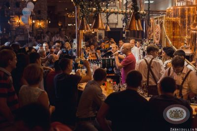 Открытие! Гоша Куценко! День второй, 19 июля 2013 - Ресторан «Максимилианс» Челябинск - 16