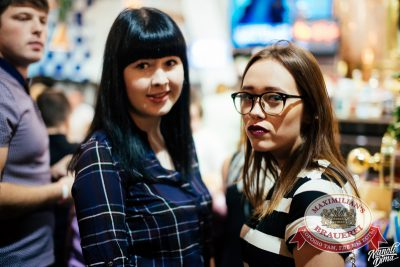 Ленинград, 20 ноября 2014 - Ресторан «Максимилианс» Челябинск - 07