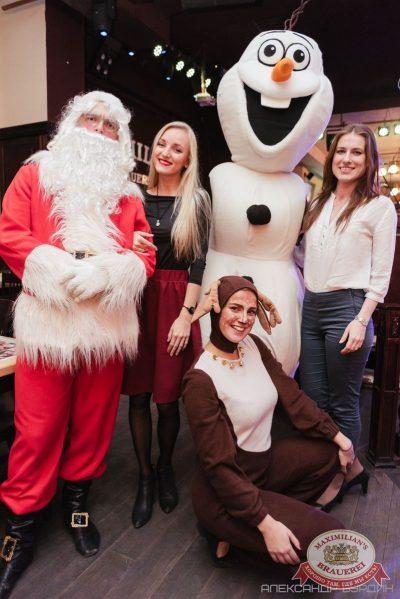 Письмо Деду Морозу: репетиция Нового года, 3 декабря 2016 - Ресторан «Максимилианс» Челябинск - 4