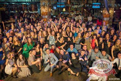 Октоберфест: Уикенд уже близко! Специальный гость — группа «Манго-Манго», 24 сентября 2015 - Ресторан «Максимилианс» Челябинск - 15