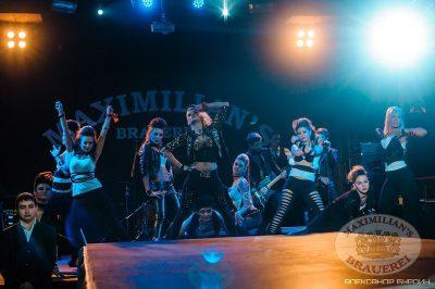 Конкурс «Мисс Максимилианс 2013». Финал. 29 ноября 2013 - Ресторан «Максимилианс» Челябинск - 01